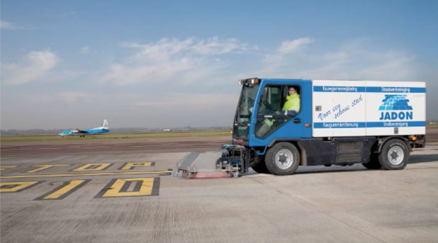 Jadon reinigen luchthaven